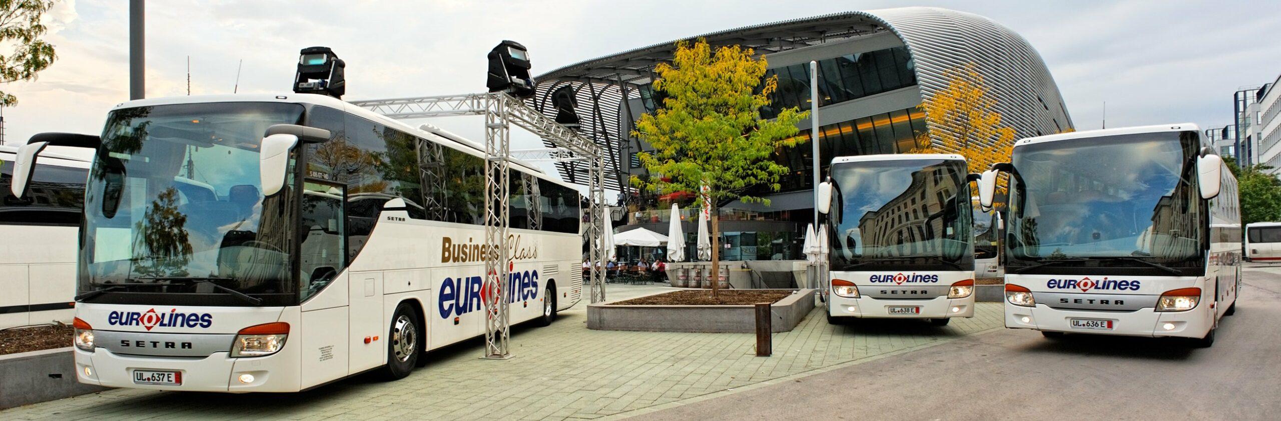Offre de reprise dans le cadre d'une procédure de redressement judiciaire : EUROLINES, transports routiers publics de voyageurs, et gestion de gares routières internationales de voyageurs.