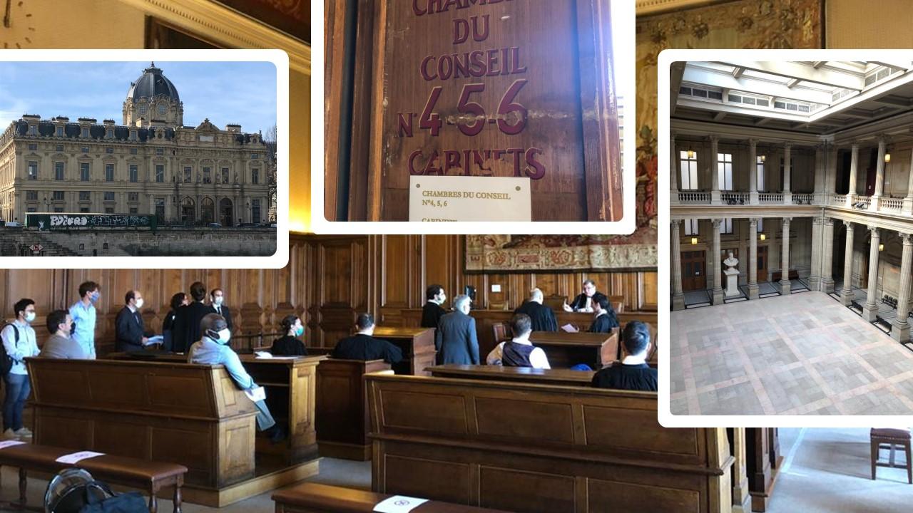 Après une mobilisation exemplaire des juges et magistrats en audio-conférence pendant tout le confinement, les audiences physiques ont repris.
